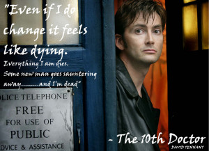 30+ Doctor Who Quotes David Tennant