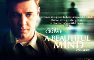 BEAUTIFUL MIND [2001]