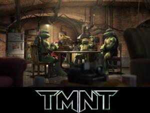 Teenage Mutant Ninja Turtles (TMNT) Wallpapers