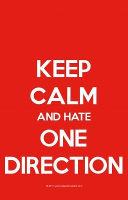 HATE One Direction!