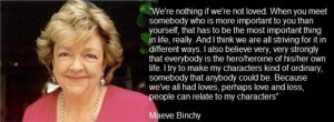 Maeve binchy famous quotes 3