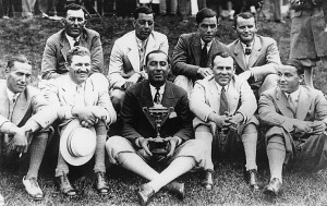 ... Quotes of the Day – Thursday, September 25, 2014 – Walter Hagen