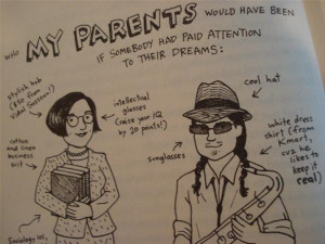 Absolutely True Diary of a Part Time Indian Cartoons