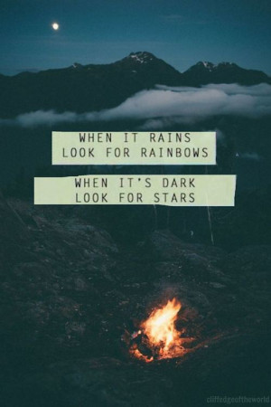 ... nature, quotes and sayings, rain, rainbows, stars, text, words, First