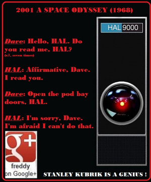 2010 Space Odyssey Hal Quotes