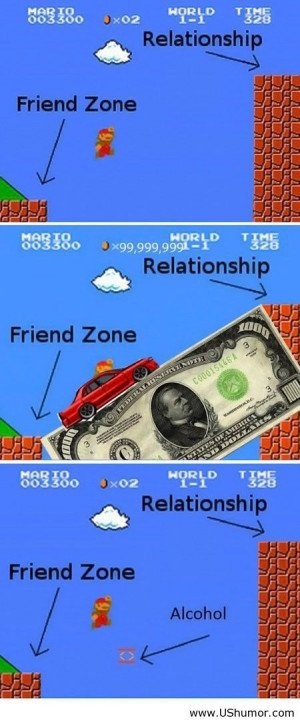Escape the friend zone US Humor - Funny pictures, Quotes, Pics, Photos ...
