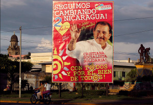 President Daniel Ortega Isn't a Nice Guy, but Nicaraguans Will Re ...