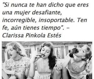 Clarissa Pinkola Estés #quote