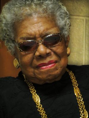 Maya Angelou, 1928–2014 May 28, 2014 | by Dan Piepenbring Maya ...