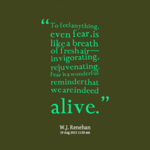 breath of fresh air quotes