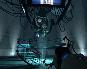 glados sounds es and technicians glados too hard pressed to