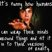 Percy Jackson and the Olympians Percy Jackson Quote - Percy