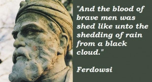 Ferdowsi quotes 5