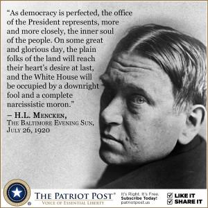 Quote: H.L. Mencken