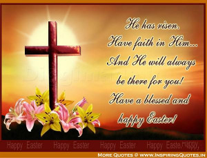 Easter 2014 Quotes, Quotations for Easter Day, Holy Easter Quotes ...