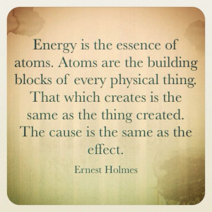 Quotes by Ernest Holmes