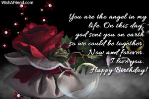 Back > Gallery For > Happy Birthday Quotes For My Girlfriend