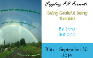 Blitz: Being Grateful, Being Thankful by Sarah Butland