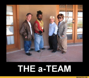 THE a-TEAM / funny pictures :: cosplay :: midget :: demotivation :: a ...