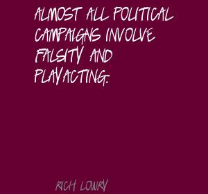 Political Campaign Quotes
