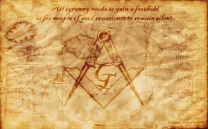 Reviews, screenshots and comments about Freemasons wallpaper like . 3D ...
