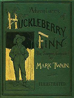 Mark twains strive for realism through adventures of huckleberry finn