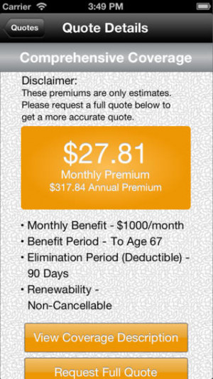 Disability Insurance Quotes - DIBroker