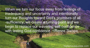 Top Quotes About Confidence In God