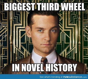 Marry, Date or Dump: Mr. Bingley, Nick Carraway, and Ashley Wilkes