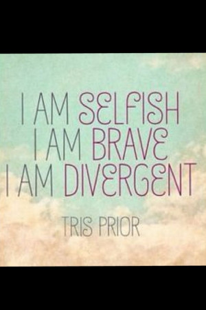 Four From Divergent Quotes