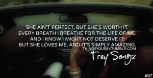 Trey songz, quotes, sayings, amazing, love, relationship