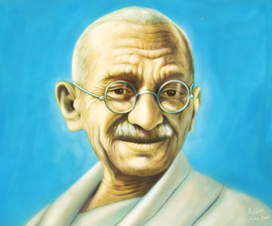 Here are some famous quotes by Mahatma Gandhi. These quotes reveal his ...
