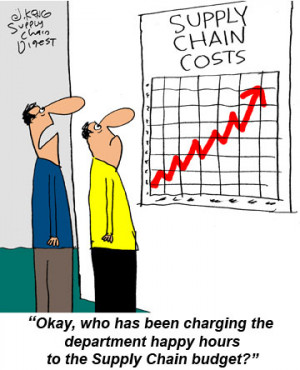 Demand forecasters are like Slinkies. Not really good for anything ...