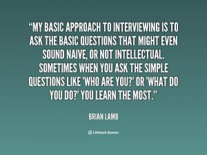 Basic Quotes