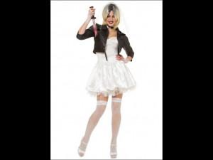 Jennifer Tilly Bride Of Chucky Costume