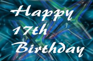 ... happy 17th birthday son happy 17th birthday son happy 17th birthday