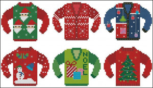 christmas sweater you ugly christmas sweater kit 25 ugly christmas ...