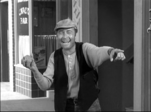 You ain't heard the last of Ernest T. Bass