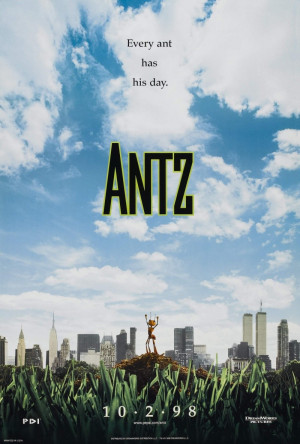 Antz (1998) - Eric Darnell, Tim Johnson