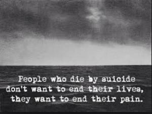 ... ocean, pain, people, quote, sad, self harm, suicide, upset, upsetting