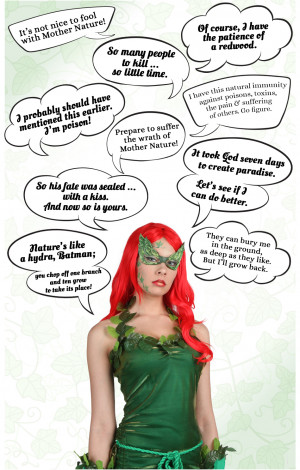 Poison Ivy Quotes