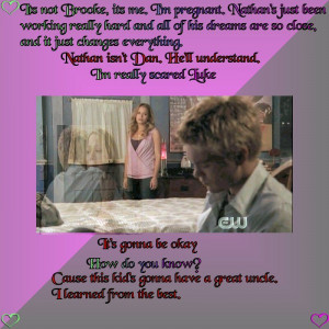Brooke And Lucas One Tree Hill Quotes 1310723 800 800jpg