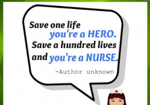 For other witty and funny Nursing quotes, please check out this page