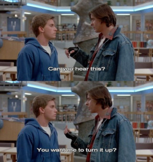 The Breakfast Club. lol this is by far my most favorite part in the ...