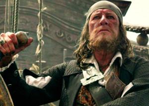 Captain Hector Barbossa