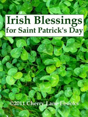Irish Blessings for Saint Patrick's Day