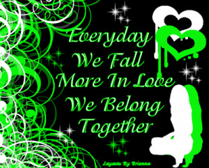 Searched for We Belong Together Graphics Graphics