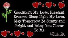 Sweet Dreams/Goodnight