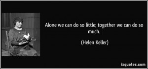 More Helen Keller Quotes
