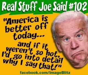 Joe Biden quote ! Heartbeat Away!